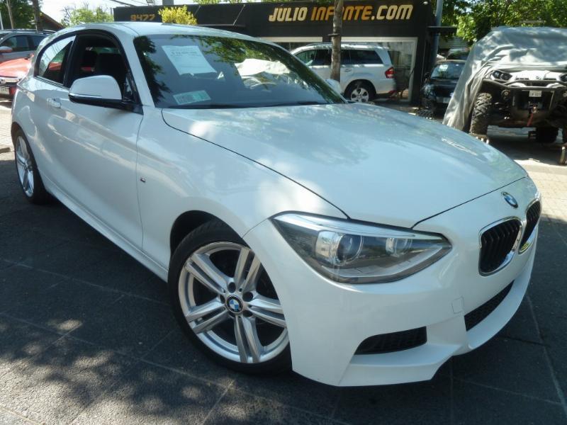 BMW 116 Sport 1.6 Bi turbo. 2015 lock M, Airbag, Steptronic, 8 velocidades.  - FULL MOTOR