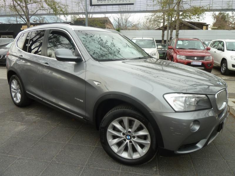 BMW X3 XDRIVE 35I 3.0 AUT 2011 AWD, autom, techo panoramico, cuero, 8 airbag. - JULIO INFANTE