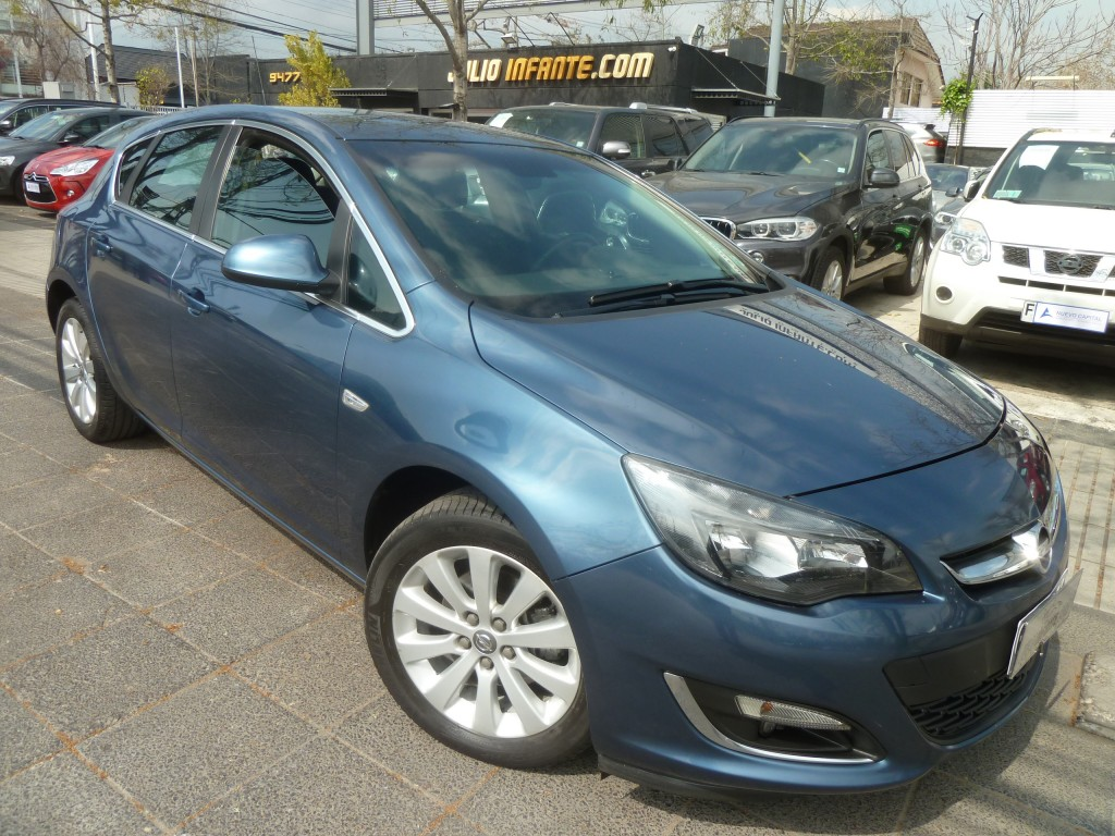 OPEL ASTRA ENJOY HB 1.6 AT 2014 Autom, 4 airbag. - FULL MOTOR