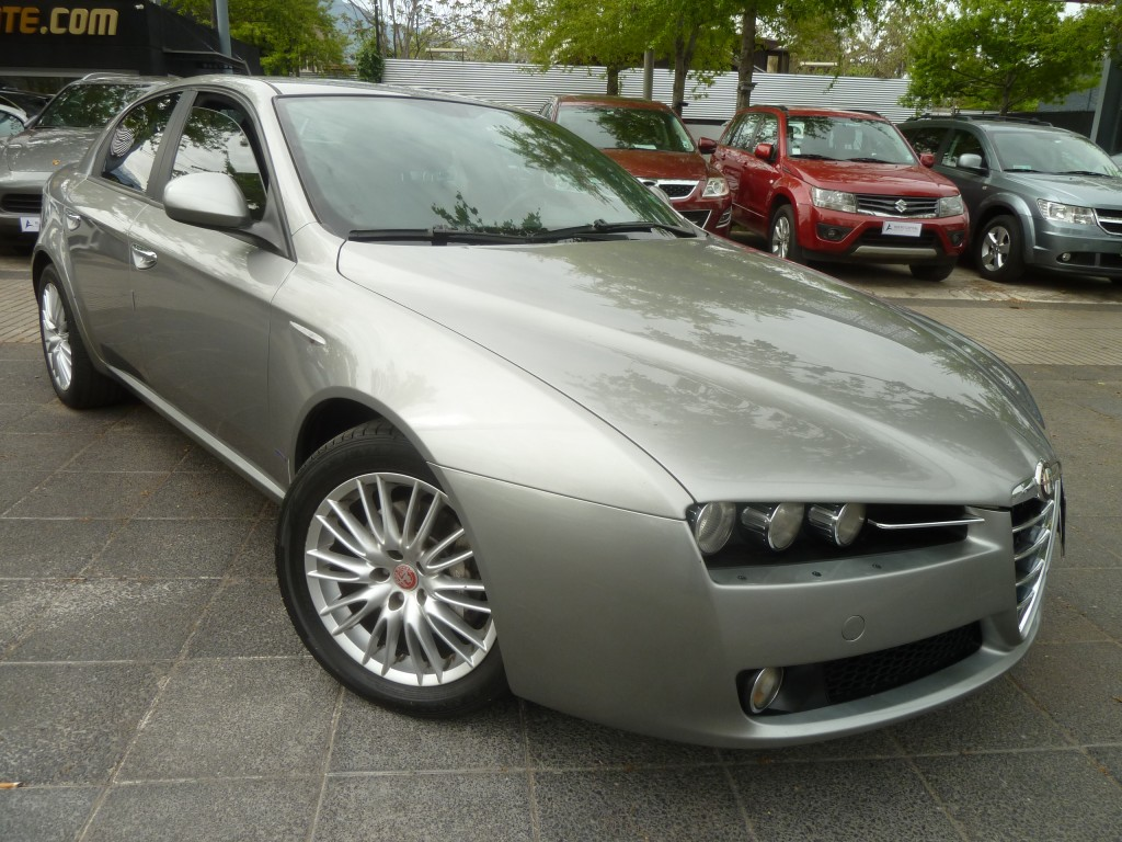 ALFA ROMEO 159 Selespeed Sport Plus 2.2 Autom 2013 Cuero, airbags, IMPECABLE - FULL MOTOR