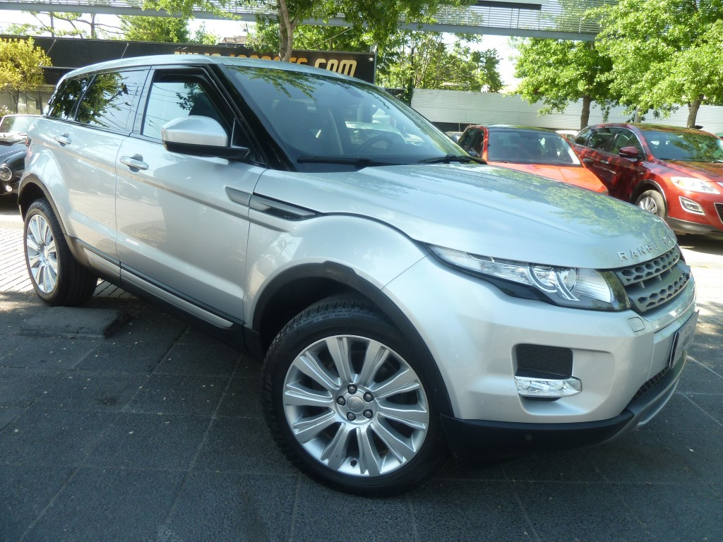 LAND ROVER RANGE ROVER EVOQUE 2.0 T Pure SE  2015 Autom. airbag. Techo Panoramico. - FULL MOTOR