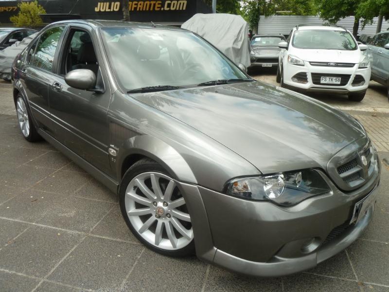 MG ZS 2.5 V6  180 hp.   2006 1 dueño. 80 mil km. DEMASIADO LINDO Y CHORO.  - JULIO INFANTE