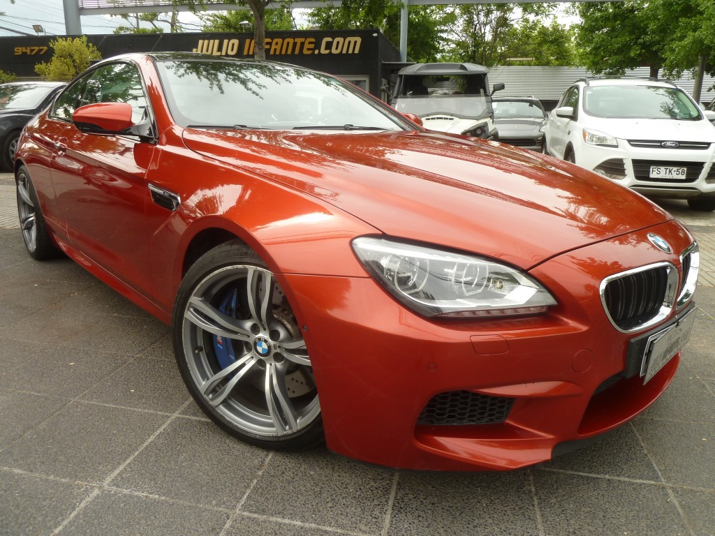 BMW M6  4.4 M6 Coupe 560 hp 2013 Twin Turbo 560 Hp - FULL MOTOR