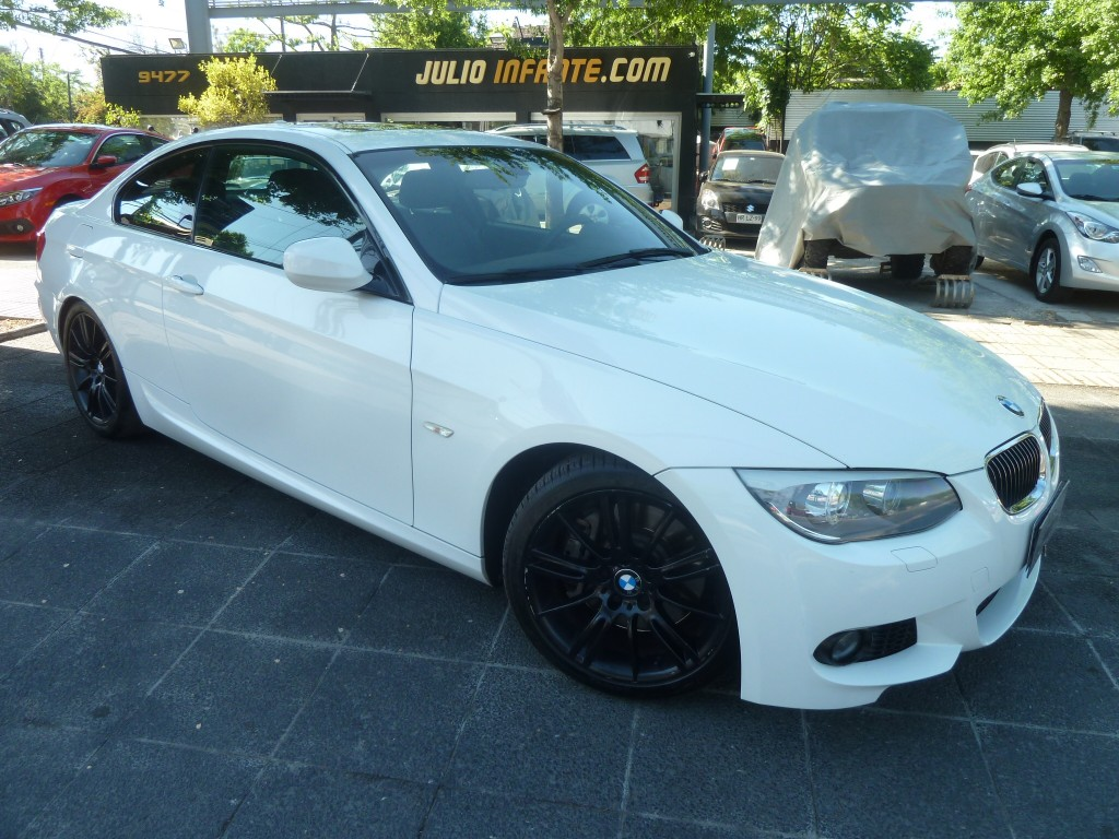 BMW 335 I Sport 3.0  2013 airbag, sunroof. - FULL MOTOR