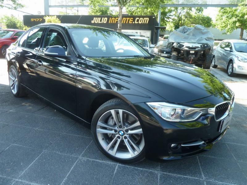 BMW 335 I Sport 3.0  4 puertas 2015 airbags, abs, crucero, clmatiz. cuero - FULL MOTOR