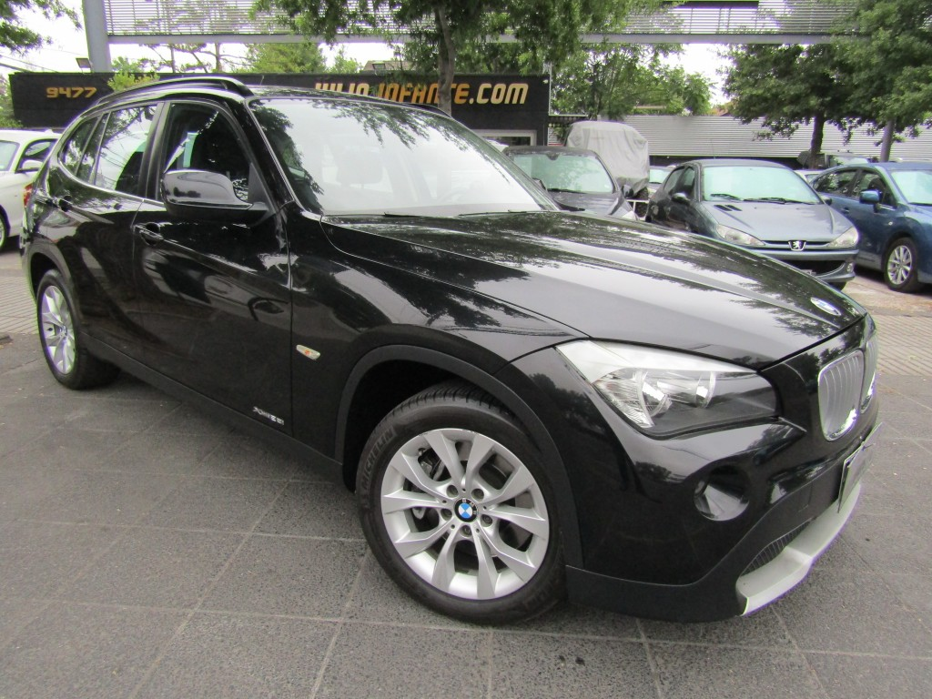 BMW X1 X Drive 28I Luxury 2011 6 Airbag, 258 Hp - JULIO INFANTE