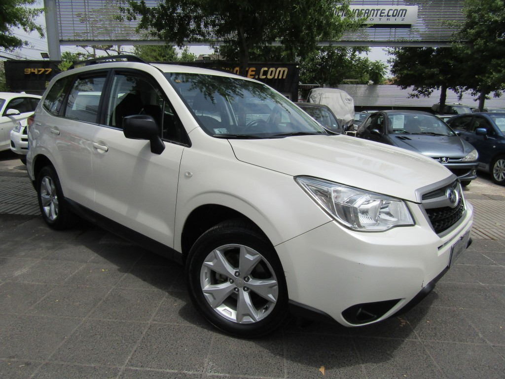SUBARU FORESTER All New Forester XS Awd. 2.5    2014 At. 6 airbags, abs, crucero, Climatiz. Bluetooth. - JULIO INFANTE