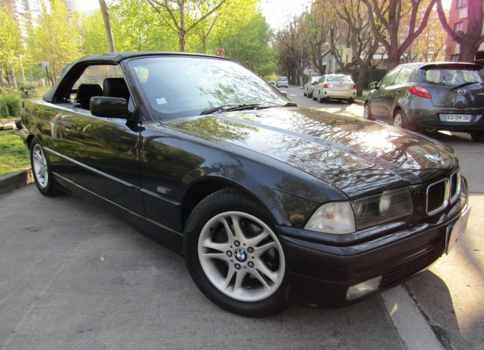 BMW 325 IA 2.5 cc Cabrio  1994 Cuero, Mantenciones. - FULL MOTOR