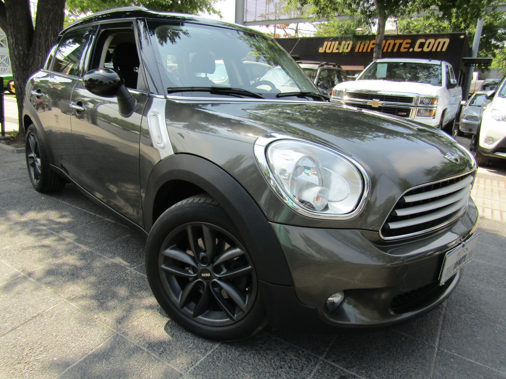 MINI COOPER COUNTRYMAN  2.0 2015 Bluetooth, crucero, airbag - JULIO INFANTE