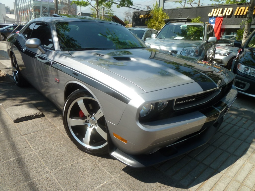 DODGE CHALLENGER SRT8 6.4 AUT 2014  - FULL MOTOR