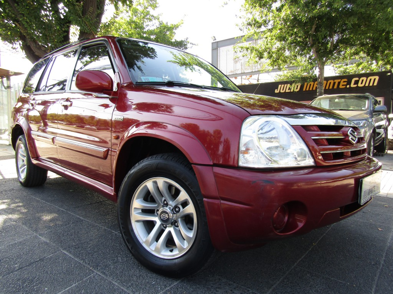 SUZUKI XL7 Grand Nomade 4x4 2.7 2006  V6, 3 Corridas, Aire, Climatizador, Impecable - JULIO INFANTE