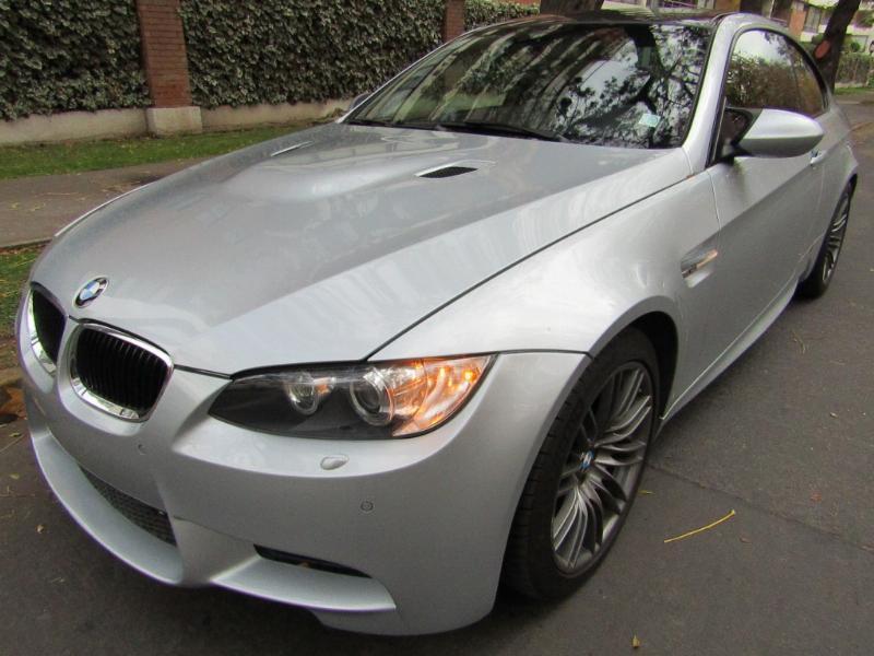 BMW M3 Coupe V8 4.0 Paddle, cuero  2014 420 hp.  1 dueño. Mantenciones.  - JULIO INFANTE