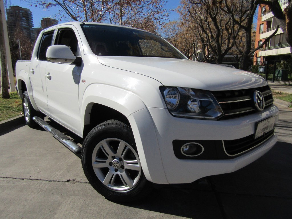 VOLKSWAGEN AMAROK Highline 4x4 2.0 TDI  2015 Diesel, 4 airbags, abs, impecable. Mantenciones. 2 - FULL MOTOR