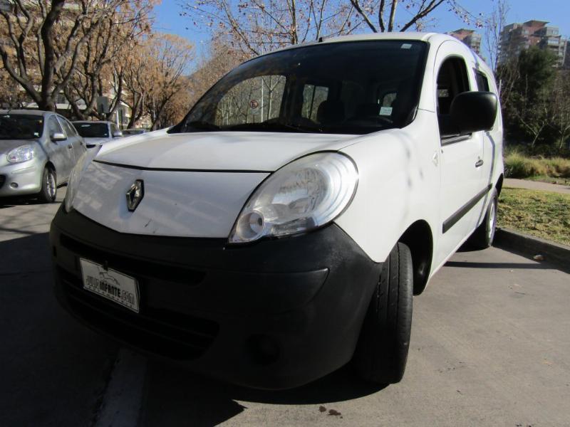 RENAULT KANGOO Fase II 1.5 furgon diesel  2012 Diesel, mecánico - FULL MOTOR