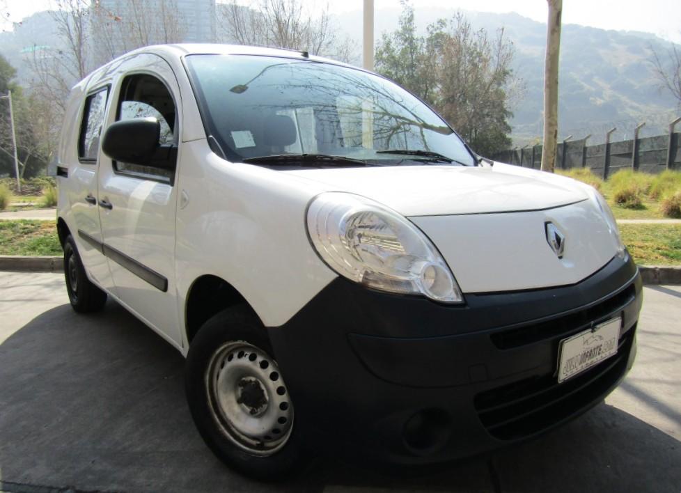 RENAULT KANGOO Fase II 1.5 furgon diesel  2013 Diesel, mecánico, airbags, Buenos neumáticos.  - FULL MOTOR