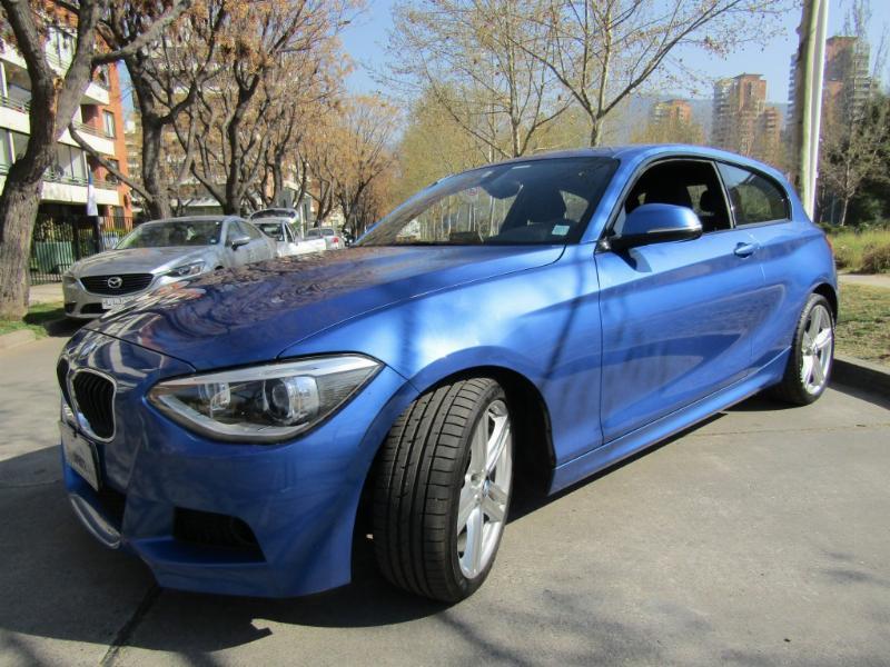 BMW 116I  Sport 1.6 Sport Look M 2014 Twin Turbo,  cuero alcantara,  42 mil km.  - FULL MOTOR