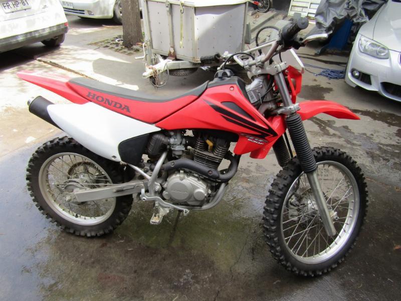HONDA CRF 230 F 2007 2007 Impecable, neumáticos buenos. - JULIO INFANTE