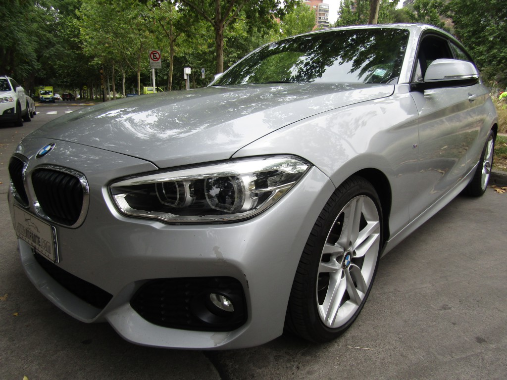 BMW 120 120I Sport LCI 1.6 AUT 2015 Sunroof, aire, airbags - JULIO INFANTE