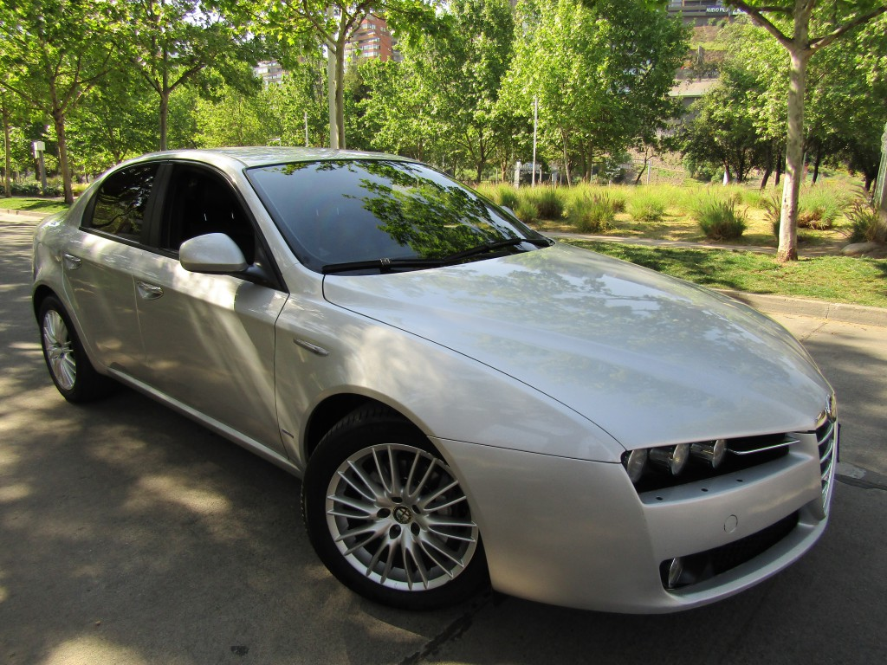 ALFA ROMEO 159 Selespeed  2.2  IMPECABLE.  2013 Cuero, airbags, Neumaticos nuevos.  - FULL MOTOR