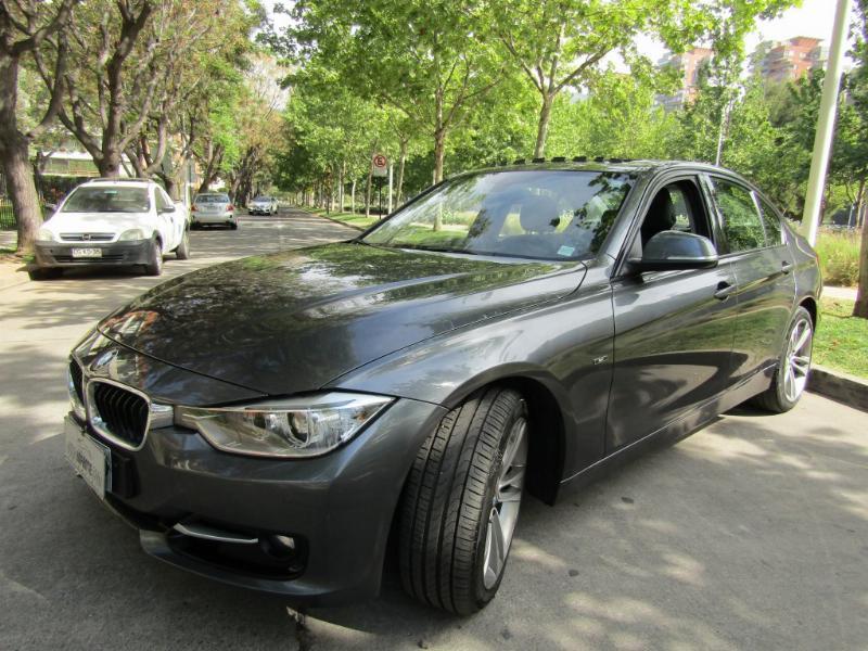 BMW 328 328I Sport 2.0 Aut 2013 Cuero, sunroof, aire acondicionado - FULL MOTOR