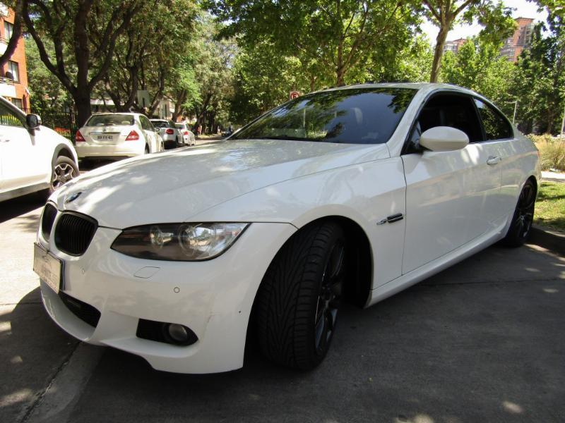 BMW 335 3.0 Bi turbo Coupe. 2010 Cuero, sunroof, aire acondicionado - JULIO INFANTE