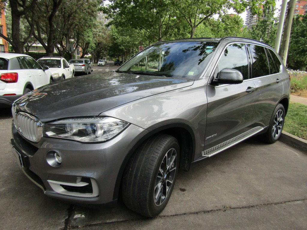 BMW X5 XDrive30D 3.0 Aut Diesel 2016 cuero, aire, airbags sunroof panorámico.  - JULIO INFANTE
