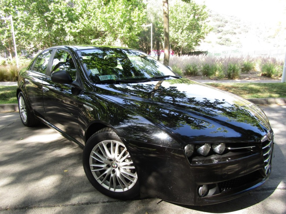 ALFA ROMEO 159 Selespeed  2.2  Autom.  2013 Cuero, airbags, paddle Shift 6 veloc. IMPECABLE.  - FULL MOTOR