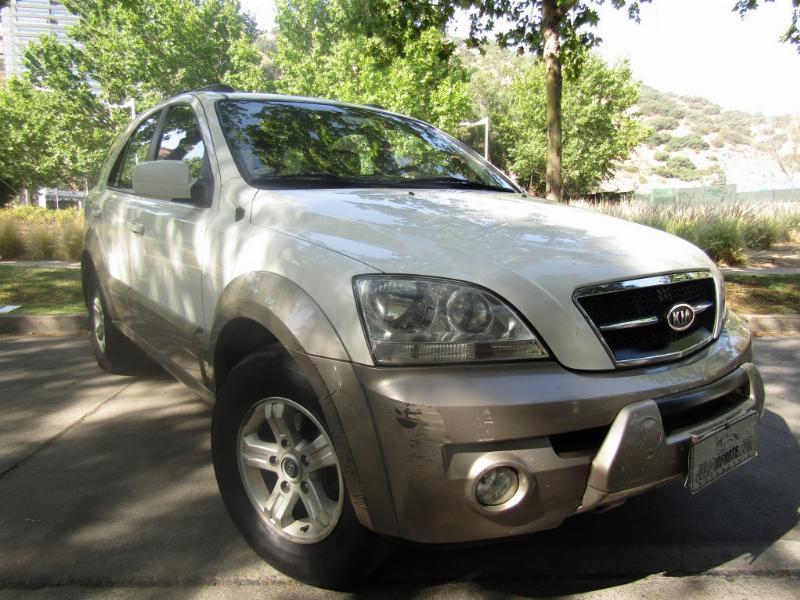 KIA SORENTO Sorento Ex 3.5 autom cuero 2004 Sunroof, Dueño desde 2005, Buen estado.  - JULIO INFANTE