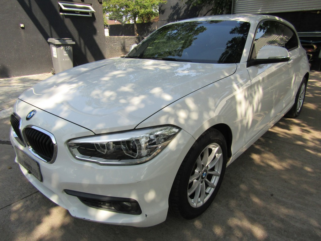 BMW 120 120I LCI 1.6 Mecanico 2016 Cuero, aire, airbags. abs, impecable. 1 dueña - JULIO INFANTE