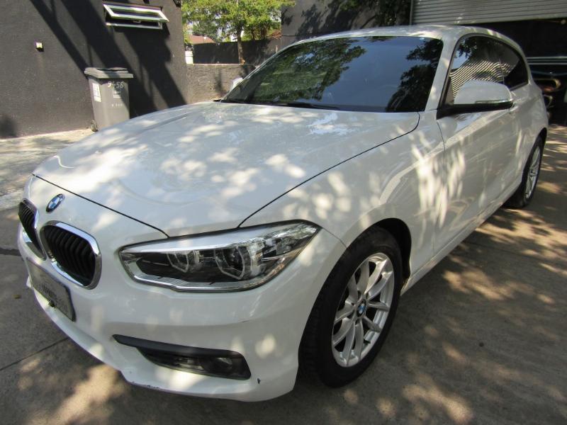 BMW 120 120I LCI 1.6 Mecanico 2016 aire, airbags - JULIO INFANTE
