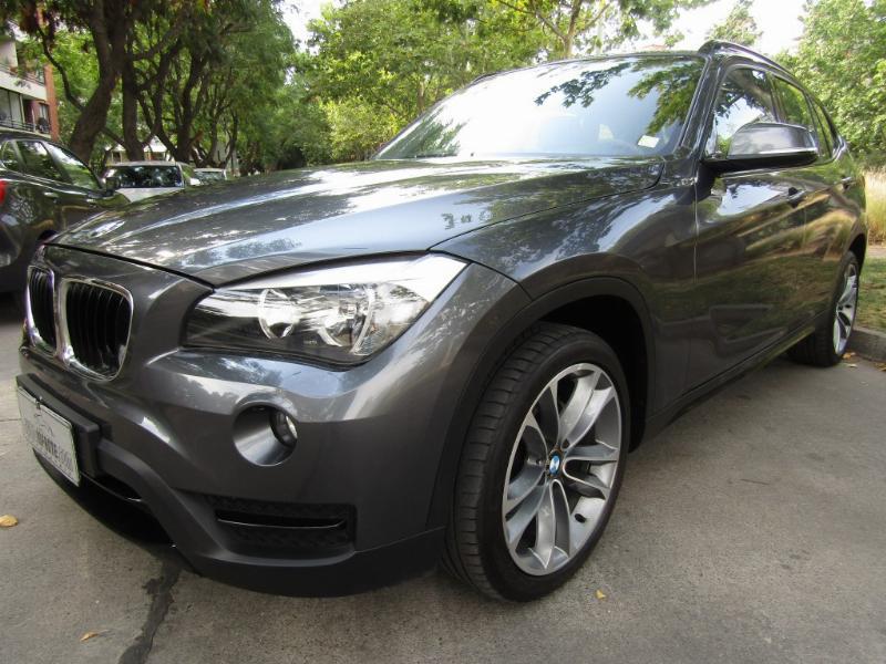BMW X1 XDrive 28I Sport 2.0 8 veloc.  2014 Cuero, 4x4, climatizador, Mantenciones W.B.M - JULIO INFANTE