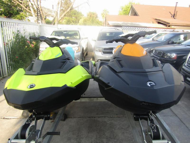 SEADOO PW SPARK 2UP 900HO 18 2018 2 motos Agua, nuevas, Spark 900  - FULL MOTOR