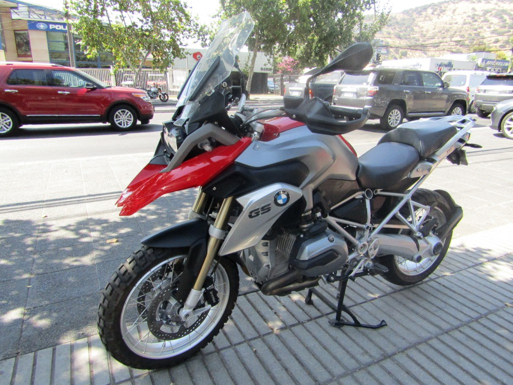 BMW R 1200 GS 1200  2015  - JULIO INFANTE