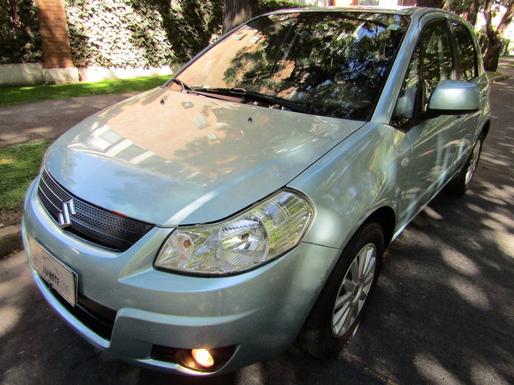 SUZUKI SX4 GLX 1.6, HB 2010 Dueña adulta mayor. impecable. Mantencion al dia.  - JULIO INFANTE