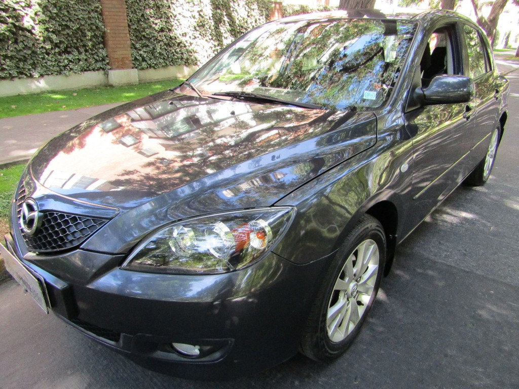 MAZDA 3 Sport 1.6 Automatico. Aire.  2007 airbags abs IMPECABLE.  - JULIO INFANTE