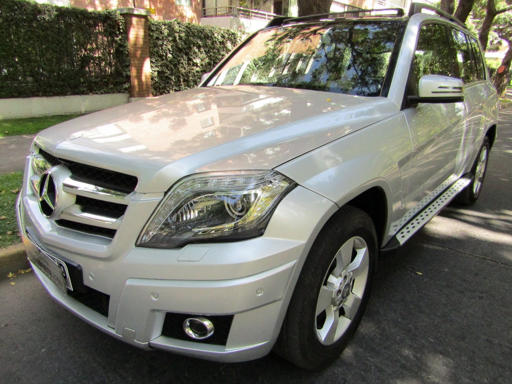 MERCEDES-BENZ GL 350 GLK 350 OFF ROAD 2010  - JULIO INFANTE