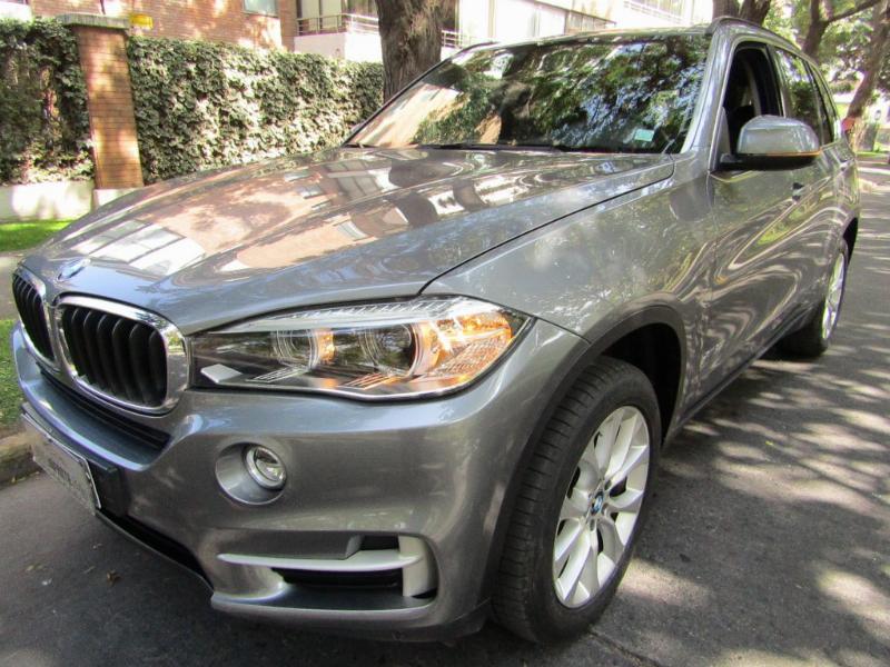 BMW X5 XDrive 35I 3.0 Autom paddle shift 2015 cuero, 1 dueño. 19 mil km. Olor a nuevo.  - JULIO INFANTE