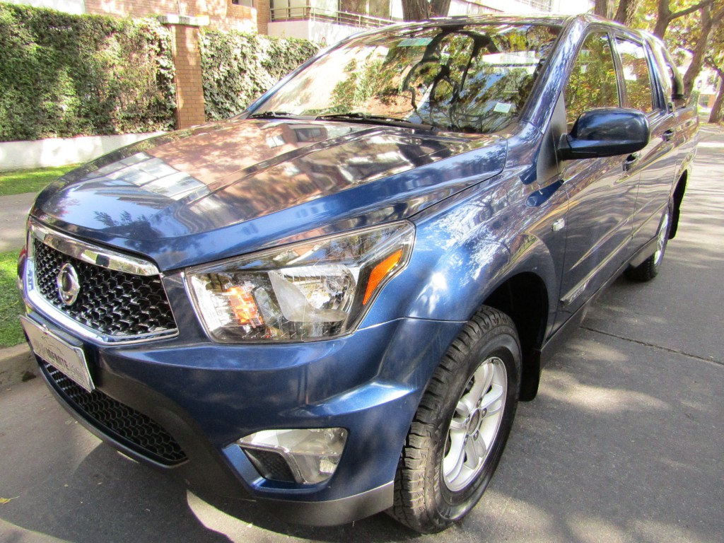 SSANGYONG ACTYON SPORT New Actyon Sport 4X4 2.0 2014  - JULIO INFANTE