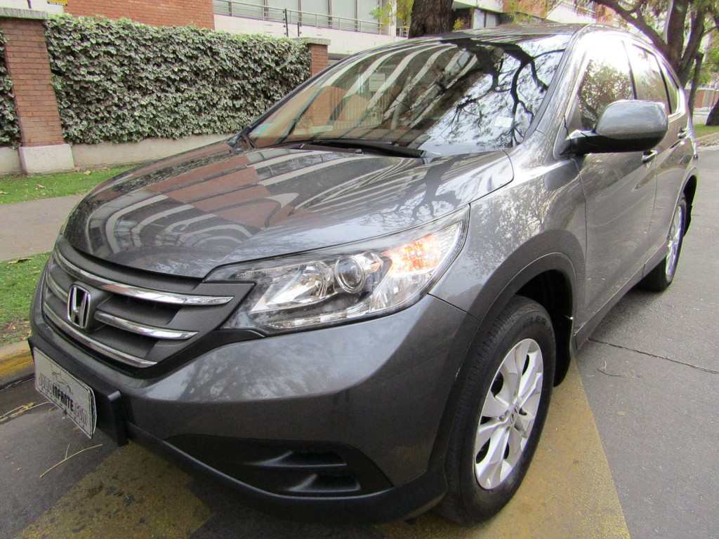 HONDA CR-V New CRV EX 4x4 2.4 Aut. 2014 airbags, abs, crucero IMPECABLE. 2 dueños.  - JULIO INFANTE