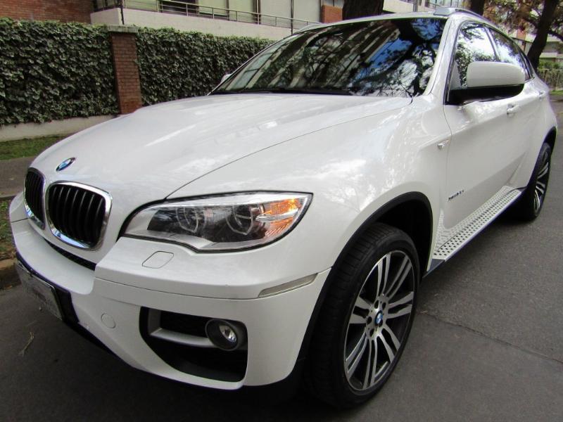 BMW X6 XDrive 35I 3.0 AUT 2015  - JULIO INFANTE