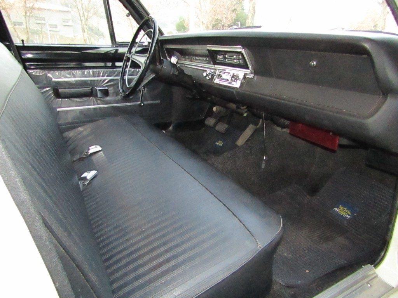 DODGE DART Dart año 1969  1969 8.840 kilometros. Aun con los plasticos interiores - JULIO INFANTE