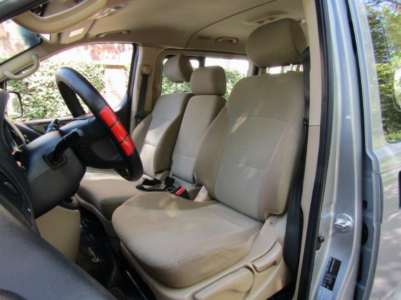 HYUNDAI H1 New 2.5 CRDI Auto GLS AC 2017 9 pasajeros. aire, 2 airbags, ABS,  - JULIO INFANTE