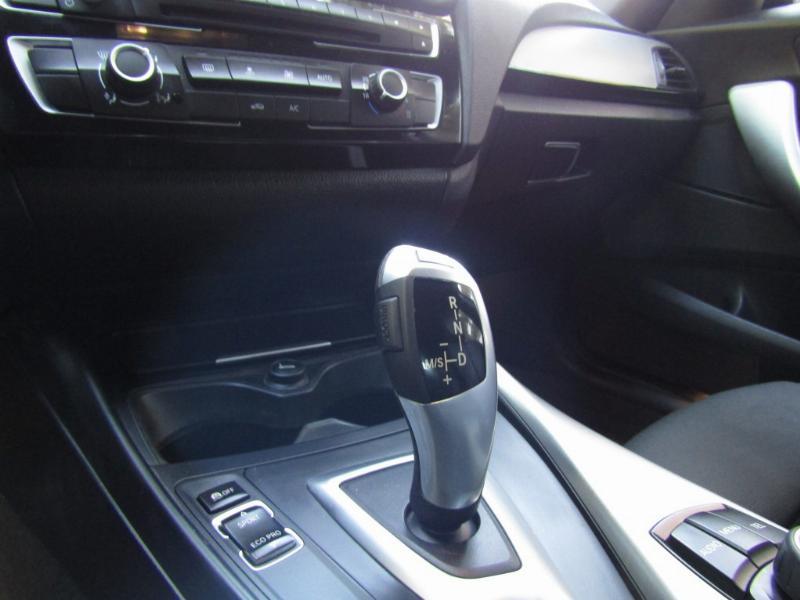 BMW 120I 2.0 Steptronic, cuero 2017 Mantencion gratis hasta 60 mil km. Garantía - JULIO INFANTE