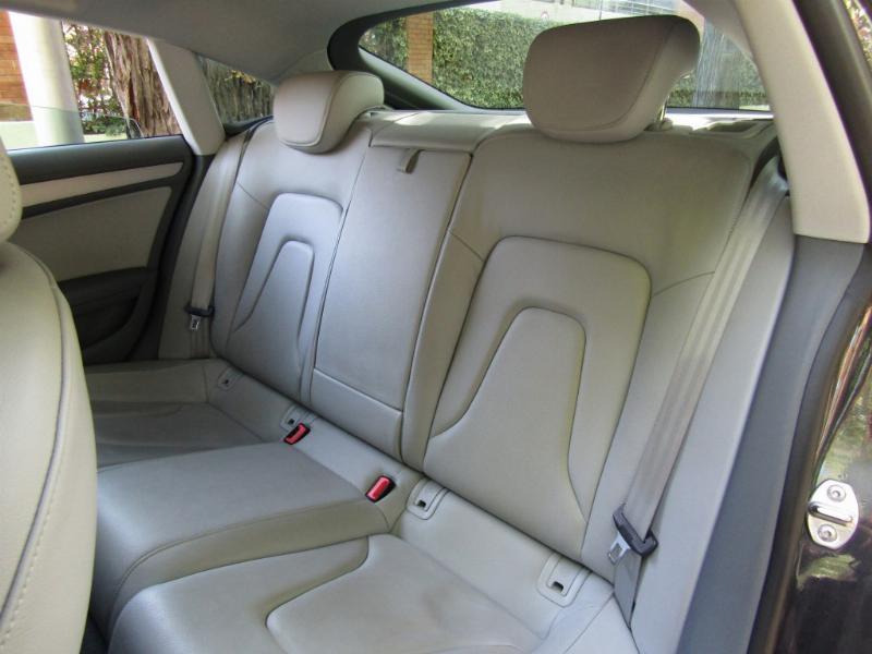AUDI A5 Sportback TFSI Quattro 2.0 Turbo,  2015 Autom. Stronic, paddel shift, 7 veloc.,  cuero, su - JULIO INFANTE