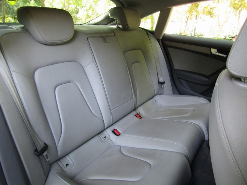 AUDI A5 Sportback TFSI Quattro 2.0 Turbo,  2015 1 dueño, 36 mil km. Mantención al día Audi.    - JULIO INFANTE