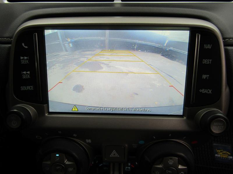 CHEVROLET CAMARO Camaro III 6.2 Aut 2016 Paddle shift, cuero sunroof. 2 dueños. como nuevo. - JULIO INFANTE