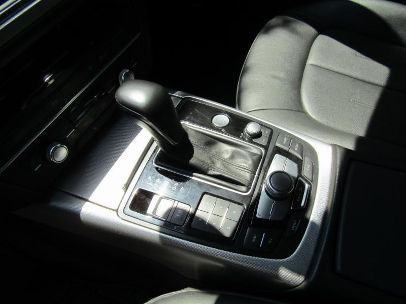 AUDI A6 3.0 TFSI Quattro S Tronic 2015 Cuero, Sunroof, como nuevo, 1 dueño.  - JULIO INFANTE