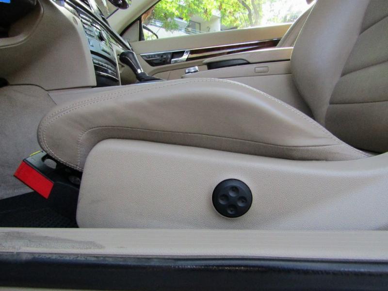 MERCEDES-BENZ E500 Elegance 5.5 V8 406 hp  cuero 2010 Full, atendido Kaufmann. rev. mantencion  al dia.  - JULIO INFANTE