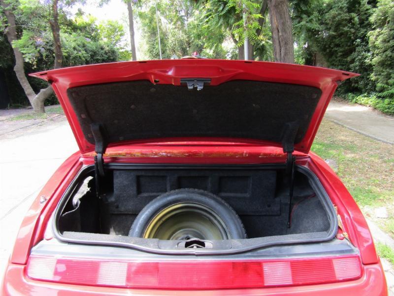 ALFA ROMEO SPIDER 3.0 V6 Cuero, IMPECABLE.  1997 llantas deportivas, poco uso. MANTENCIONES.  - FULL MOTOR