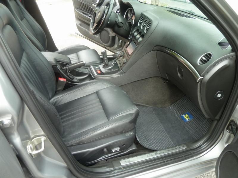 ALFA ROMEO 159 Selespeed Sport Plus 2.2  2013 Cuero, airbags, IMPECABLE - FULL MOTOR